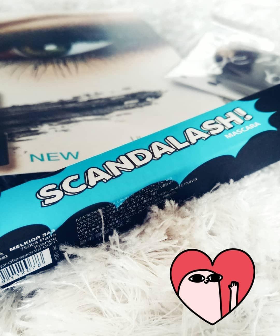 Mascara Scandalash de la Melkior 🌸