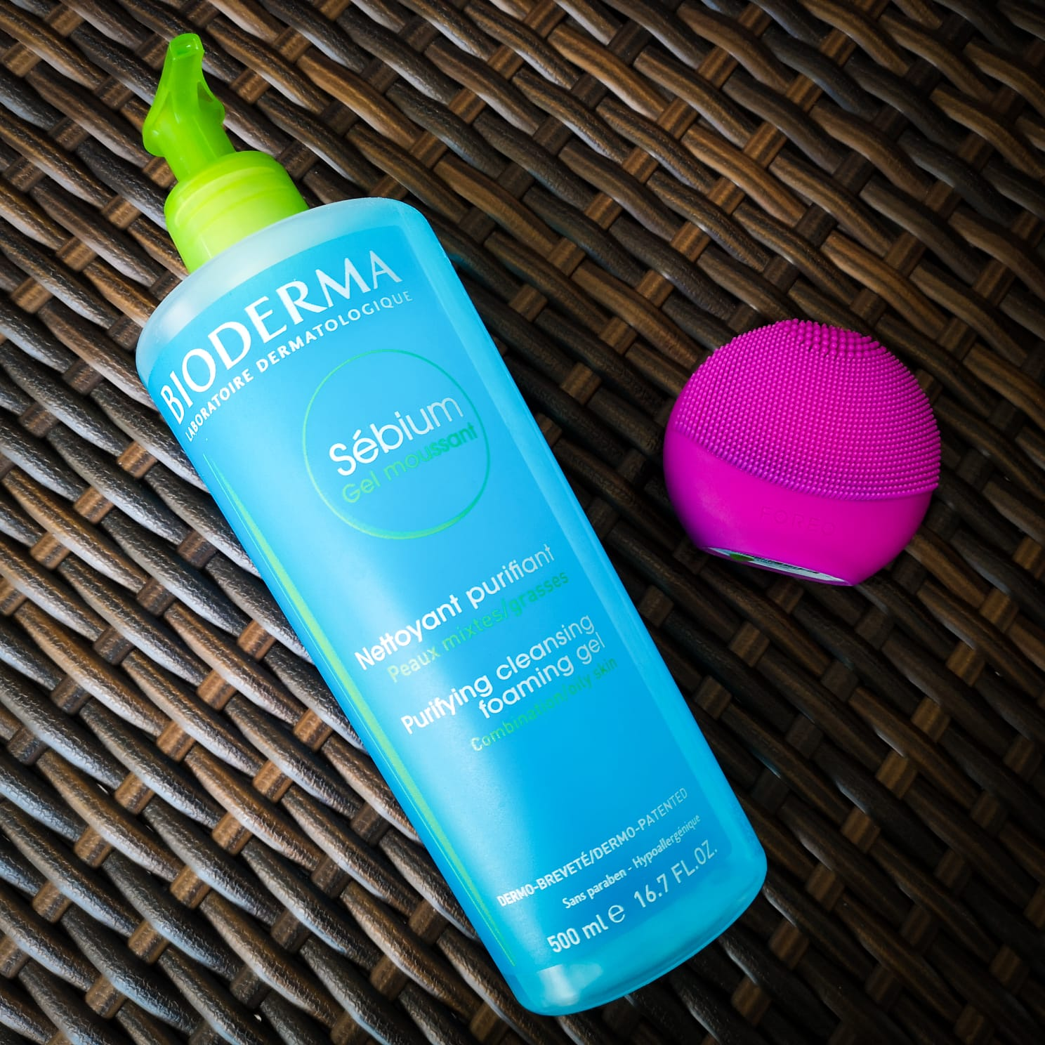 Review: Sebium Gel Moussant de la Bioderma