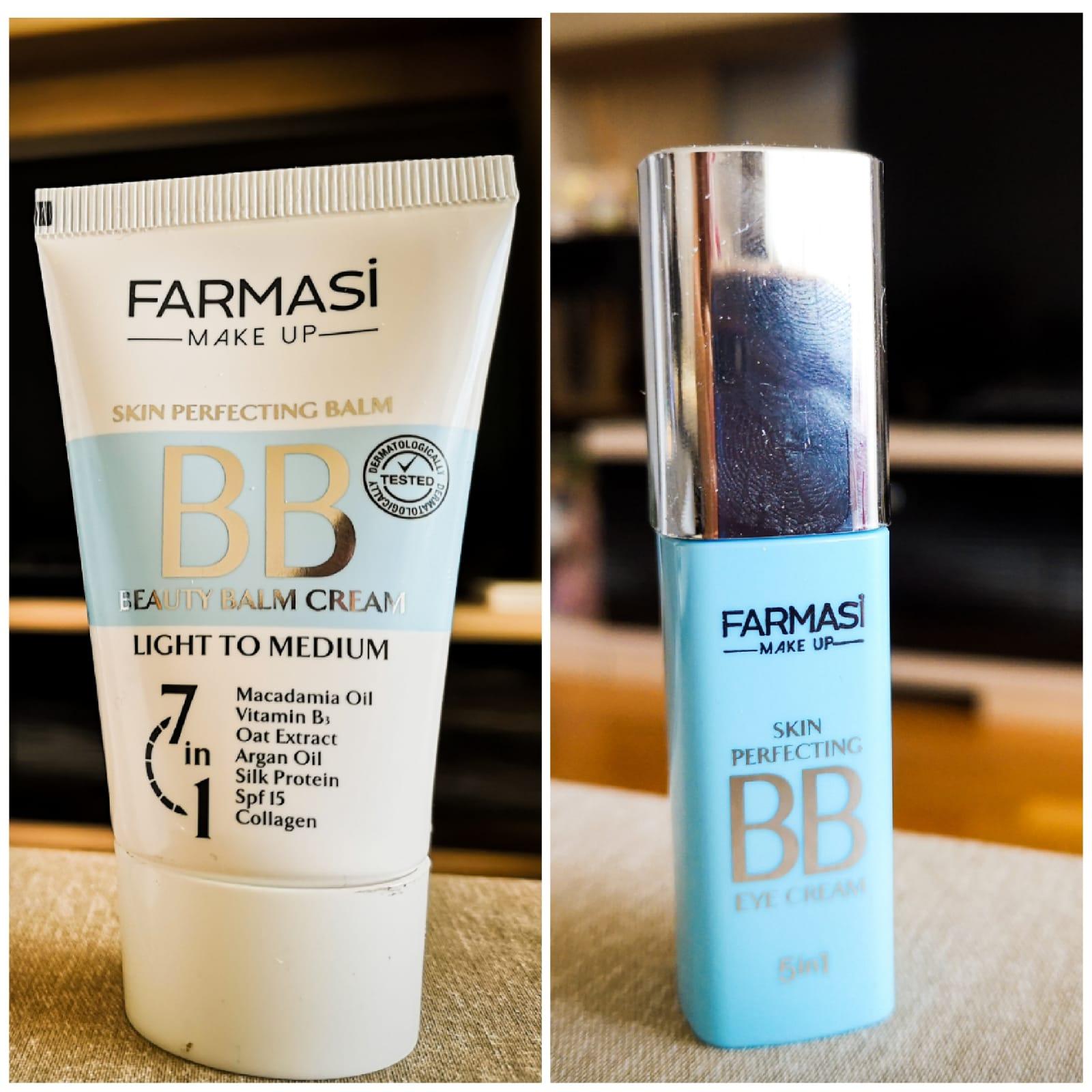 Review: BB Cream de la Farmasi