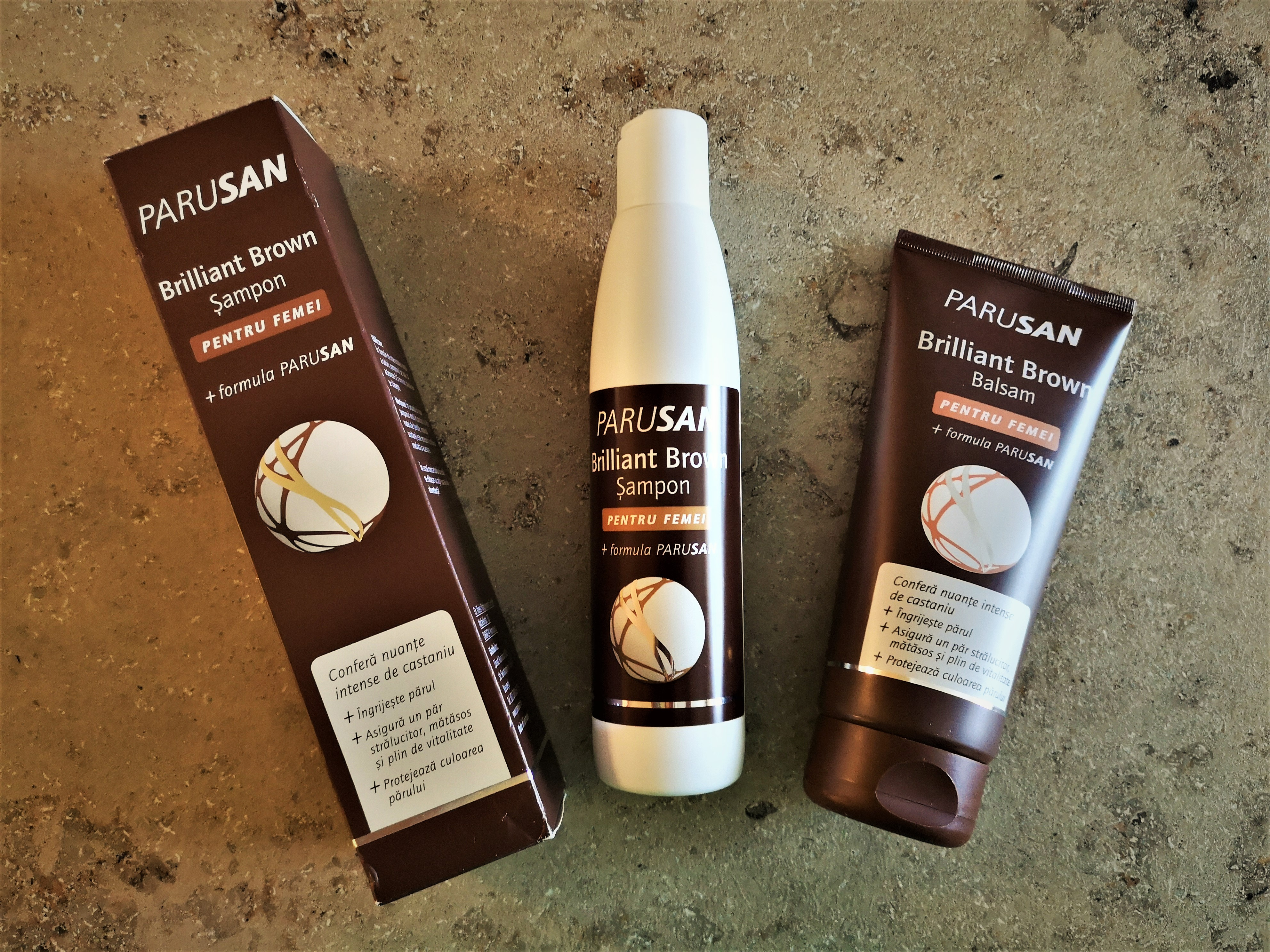 Review: Parusan Brilliant Brown